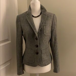 Mint Condition Wool Blazer 4P J Crew